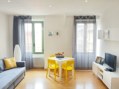 Photo for Bright apartment in the hearth of Nice