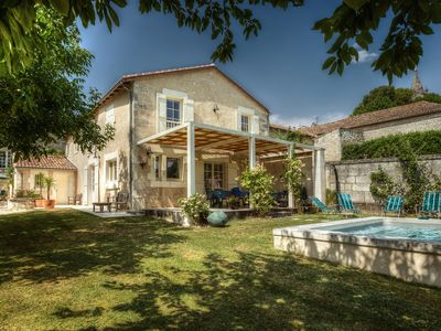 Photo for An Upmarket Gite and Holiday Holiday Home