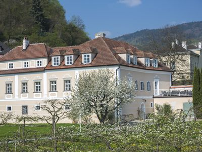 Photo for Holiday in the historic country castle, in the middle of the Wachau