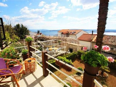 Photo for Holiday house Dramalj for 2 - 4 persons with 1 bedroom - Holiday house