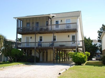 Photo for Great Canal Home with Screened Porch & Private Boat Ramp!