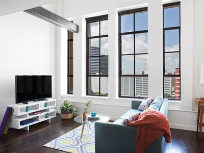 Photo for Bi-level 1BR Luxury Penthouse in C.B.D. by Sonder