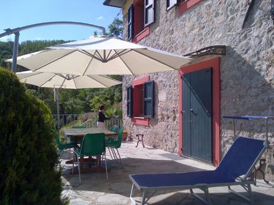 Photo for 2BR Villa Vacation Rental in Barga LU, Tuscany