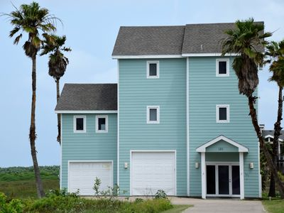 121 12th St. - Breathtaking View of the Gulf & Ship Channel, 3 bedroom 3 bath Home.Sleeps 8