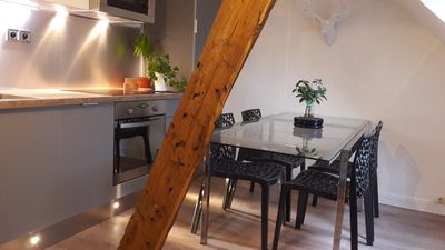 Photo for Lovely apartment in Saint-Lazare