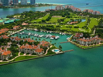 Photo for SPECIALLY PRICED MODERN 1/1 VILLA ON FISHER ISLAND W OCEAN VIEW PRIVATE ISLAND!!