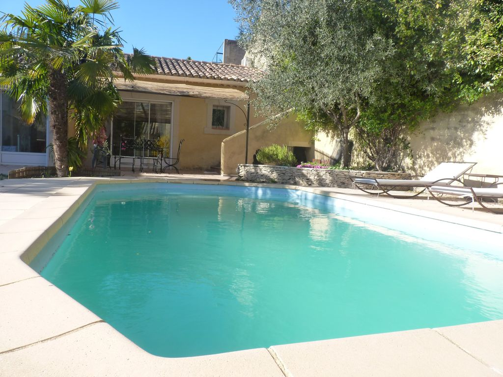 location vacances maison vaison la romaine piscine prive 7 m par 3 - Location Maison Vacances Piscine Prive