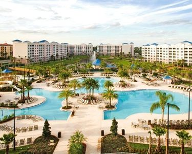 Photo for Two Bedroom Luxury Condo at The Fountains (A308)