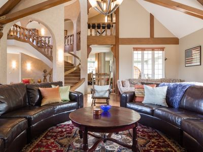 Photo for Park City Chateau - 4800 Square Feet Oasis on 1 Acre