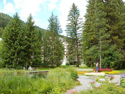 Photo for Apartment in the center of Davos with Lift, Parking, Internet, Washing machine (49495)
