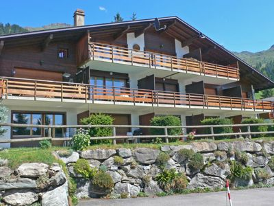 Photo for Apartment Pigne 1 in Verbier - 3 persons, 1 bedrooms