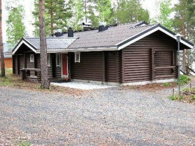 Photo for Vacation home Villa käränkä in Lieksa - 6 persons, 3 bedrooms