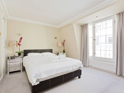 Photo for HEART OF KNIGHTSBRIDGE - MINUTES FROM HYDE PARK- SPACIOUS 4BR HOUSE