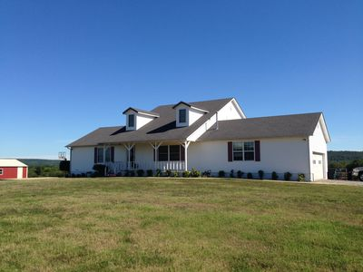 Photo for Country Living, Just minutes from Sequoyah State Park on Lake Fort Gibson