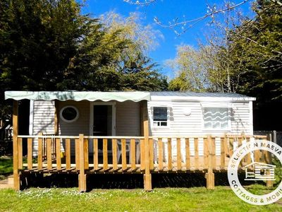 Photo for Camping Le Bois d'Amour **** - Maeva Camping - Mobil Home Comfort Plus 3 Rooms 4/6 People
