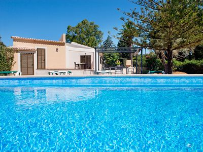 Photo for HOUSE IN THE AREA OF CALA BONA WITH POOL AND GARDEN