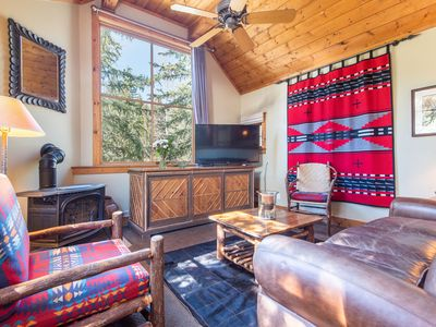 Photo for Upper Hollow Pines Cottage-Walking Distance to Sundance Resort