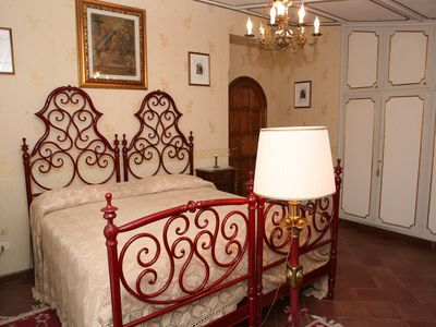 Photo for Villamalia Amalfi Coast  ,free parking indoor, private pool, tropical garden