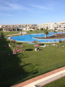 Photo for Holiday Duplex in Golf of Panoramica San Jorge 10 km away Playa Vinaroz