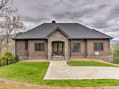 Photo for Luxury Asheville Home w/ Breathtaking Mtn. Views!