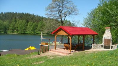 Photo for Holiday house Suleczyno for 8 - 10 persons with 4 bedrooms - Holiday house