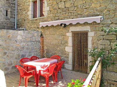Photo for Vacation home Le Rouge Borne (LVS110) in Les Vans - 4 persons, 1 bedrooms