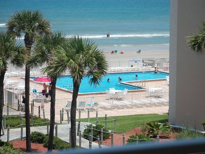 Photo for Beachfront - Fabulous Pool And Beach View!!