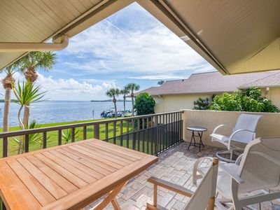 Photo for Longboat Key 56 in Longboat Key. Enjoy Bay front property with full bay views!