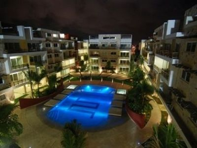 Photo for Upscale Downtown Playa del Carmen Condo Close to Mamitas Beach and 5th Avenue