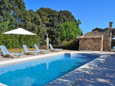 Photo for 2BR Villa Vacation Rental in Búger, Illes Balears