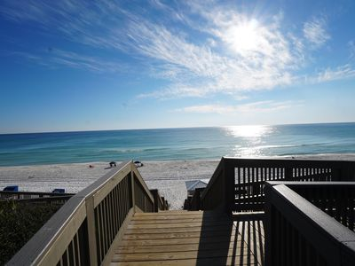 Photo for `15E High Pointe` Seacrest Beach Gulf Front Vacation Rental!