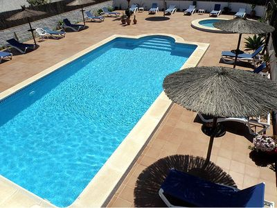 Photo for Casitasmanoli, the cottages of Zahora, swimming pool, very close to the beach, WI-FI
