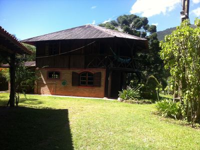 Photo for House on the mountain between Serra Fina and Picu das Agulhas Negras (PNI)