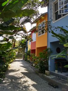 Photo for Yellow House in Camburizinho, ideal to enjoy good moments in family.