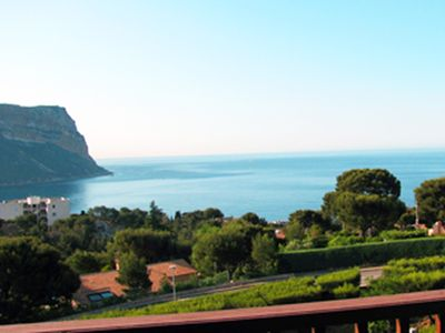 Photo for 2 Bedroom Apartment In Gated Residence, Swimming Pool, Tennis, Terrace, Sea View