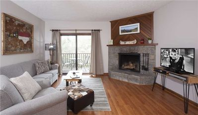 Photo for FINCH 3 WPM: 1 BR / 1 BA condo in Blowing Rock, Sleeps 4