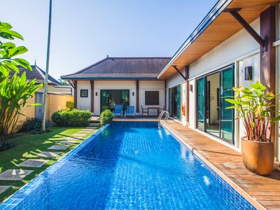 Photo for VW7: Oriental Layan 1BR Private Pool