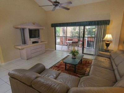 Photo for Spacious Family-Friendly Condo w/ Resort Pools, WiFi & Free Theme Park Shuttle
