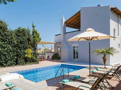 Photo for 3 bedroom accommodation in Rethymno