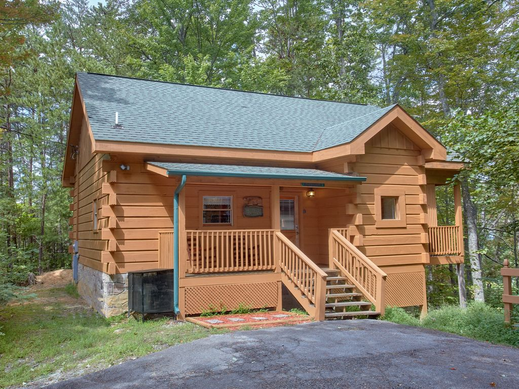 Private 1 Bedroom Smoky Mountain Cabin Loca Vrbo