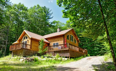 Photo for Log Cabin Close to King Pine *Available for Ski Season Rental (4 month) 2019*