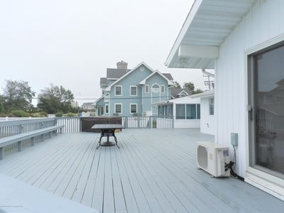 Photo for Enjoy the beach at this Monmouth Beach Coastal Home -Just Steps to the beach .