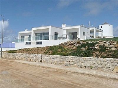 Photo for Large Villa With Stunning Views Over Obidos Lagoon and Atlantic Ocean