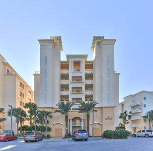 Photo for 500' to BEACH & WHITE SAND of Panama City Beach Water Front Condo on Lake,