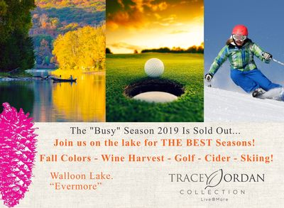 Join us for the Autumn & Winter seasons!