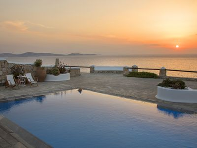 Photo for Mykonos Tranquil Sunset