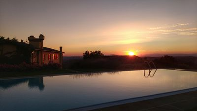 Photo for Villa in the center of Tuscany, ideal for exploring the region or relaxing