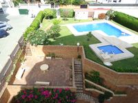 Excellent apartment, great location, fantastic pool on site