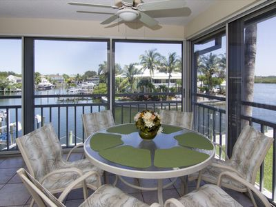 Photo for Water Views & Family-Friendly, Upstairs Beauty on Siesta Key
