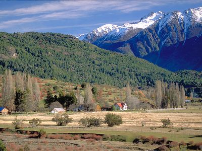 Argentina Patagonia Lake District Prime Fly Fishing Area Ranch Home on 880 Acres